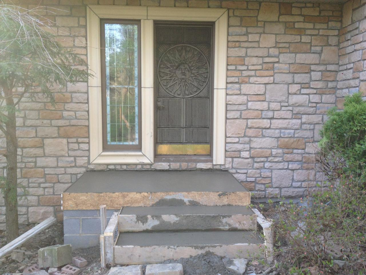 Pittsburgh patios inc natural stone for Stone porches photos
