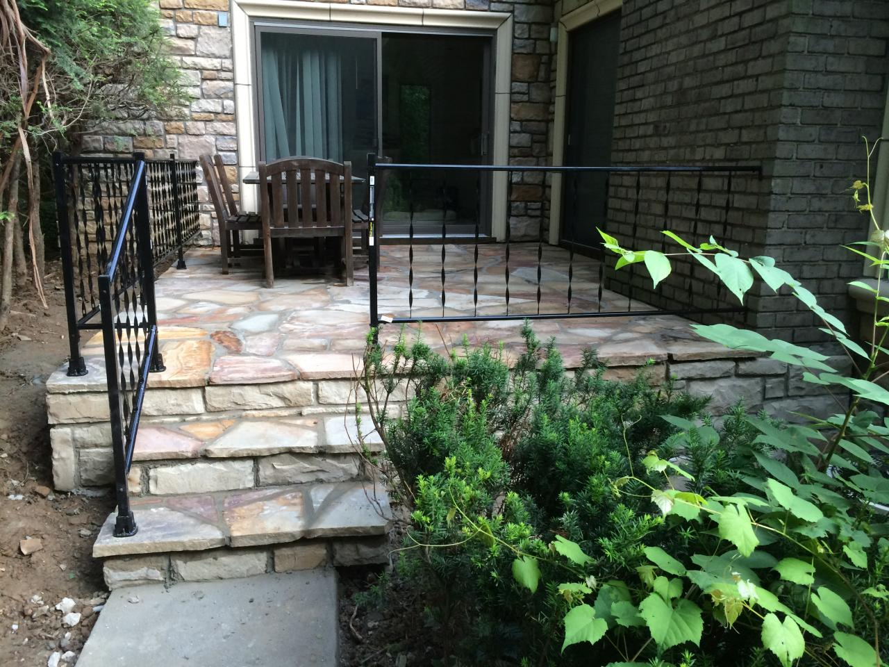 ... Pittsburgh Patios, Inc. Natural Stone Patio ...